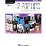 12 Pop Hits - Includes Audio Accesss  Cello