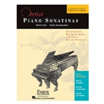 Developing Artist Piano Sonatinas Book 1 Early Intermediate Piano Solo