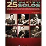 25 Great Jazz Guitar Solos