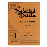 Rubank Selected Duets Volume 2 Intermediate to Advanced