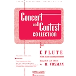 Concert and Contest Collection for Flute