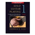 Solo Guitar Playing Book 1 4th Edition  Guitar
