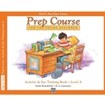 Alfred's Basic Piano Prep Course: Activity & Ear Training Book A