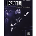 Led Zeppelin Bass Tab Anthology  Electric Bass