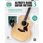 Alfred's Basic Guitar Method 3 (Third Edition) 3