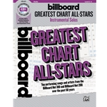 Billboard Greatest Chart All-Stars Instrumental Solos for Strings 2-3