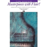 Masterpieces with Flair! Book 3 Early Advanced
