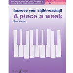 Improve Your Sight-Reading! A Piece a Week 1