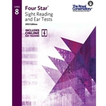Four Star Sight Reading - 2015 Edition 8 Piano