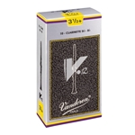 Vandoren Clarinet V12 - Box of 10 2.5, 3.0, 3.5, 3.5+, 4.0, 4.5, 5.0