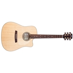 M-20 w/Case - Solid Spruce Top & Solid Mahogany Back