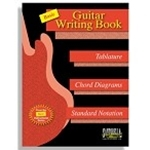 Basic Guitar Writing Book