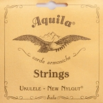 Aquila Nylgut Ukulele Single - Low G Soprano
