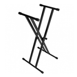 On Stage Stands KS7191 Double-X Keyboard Stand